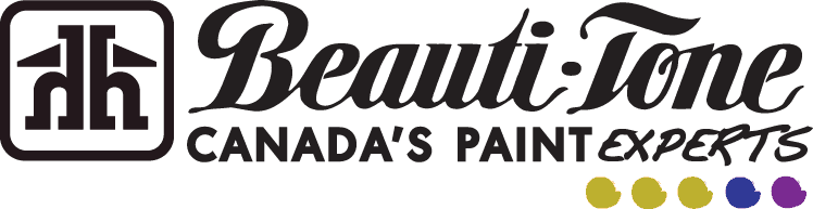 Beauti-tone paint Logo