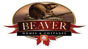 The Beaver Homes and Cottages Logo