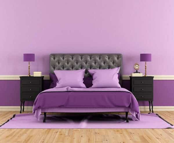 Depositphotos Purple Beds